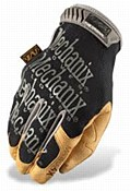 Mechanix Gloves with the Mechanix logo