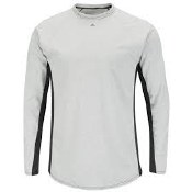 MPU8 Bulwark Long Sleeve FR Two-Tone Base Layer - Excel FR