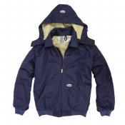 FR3504NV Flame Resistant Hooded Jacket
