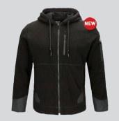 SMH8 FR Front Zip Fleece Sweatshirt Modacrylic Blend