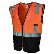 SV7B Surveyor Vest Type R Class 2 Safety Vest