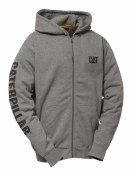 W10840 FULL ZIP HOODED SWEATSHIRT