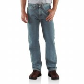 B460 Relaxed Fit Straight Leg Jean