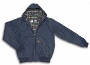 FR3522DN Flame Resistant Denim Insulated Jacket