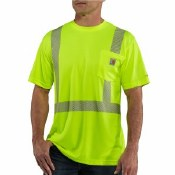 Carhartt Safety Shrit with Reflective Stripes