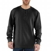 100568 Textured Knit Henley
