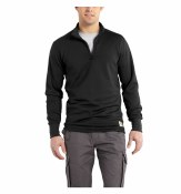 101301 Force Super Cold Weather Quarter-Zip Base Shirt