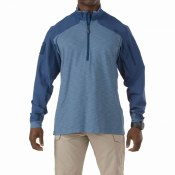 72415 Rapid Response Quarter Zip Shirt