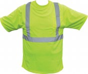9051SS Hi-Vis Class 2 Short Sleeve Shirt