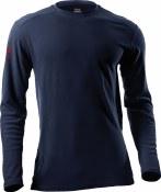 DF2-CM-265ALS Navy 3XL Flame Resistant Shirt