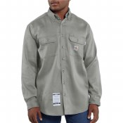 Carhartt Flame Resistant Shirts Woven