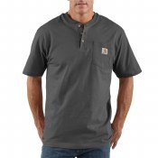 K84 Workwear Pocket SS Henley