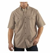 S200 Short-Sleeve Chambray Shirt