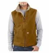 V33 Sherpa Lined Vest