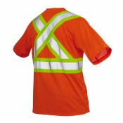 S392 Safety Short Sleeve T-Shirt