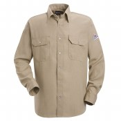 SNS2 Flame Resistant Snap Front Uniform Shirt
