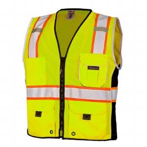 1513 Hi Vis Heavy Duty Vest