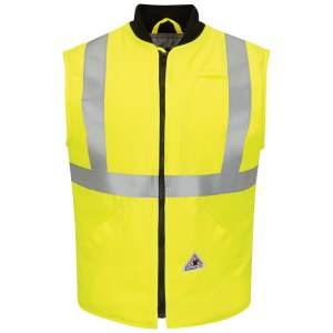 VMS4 Hi-Visibility Insulated Vest