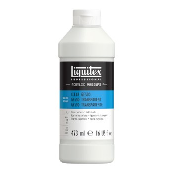 LQX 473ML CLEAR GESSO