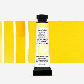 Daniel Smith Watercolour 5ml Mayan Yellow
