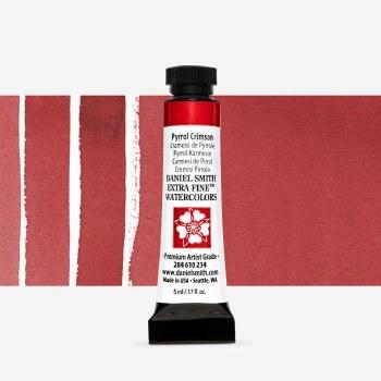 Daniel Smith Watercolour 5ml Pyrrol Crimson