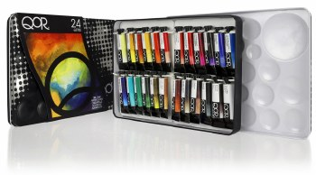 QoR Color Set 24 x 5ml