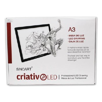 A3 LED Drawing Light Box