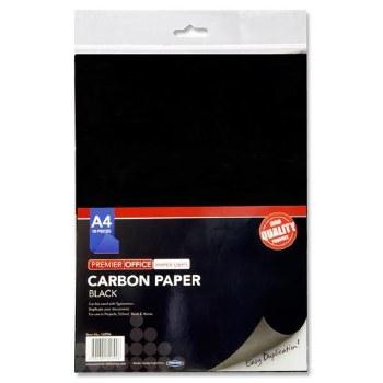 A4 Carbon Paper- Black