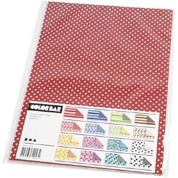 A4 Colour Bar 16 sheets
