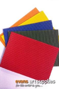A4 Coloured Corrugated Card 10