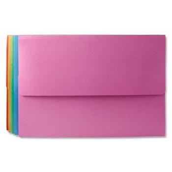 A4 DOCUMENT WALLETS