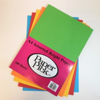 A4 Paperpick Ass Bold Paper