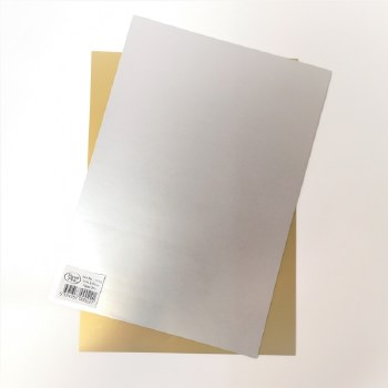 A4 Paperpick Gold&SilverPaper