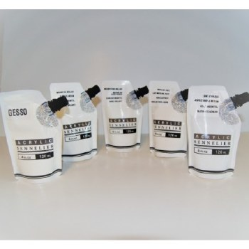 Abstract Gesso 120ml
