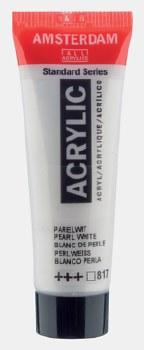 AMS 20ML PEARL WHITE