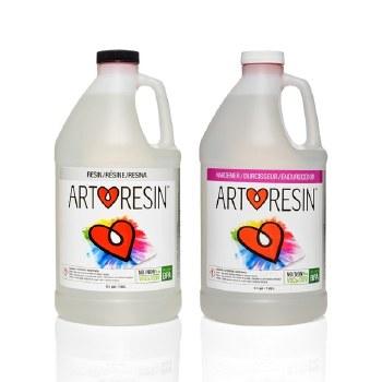 Art Resin - High-Gloss Epoxy Resin Clear - 1 Gallon