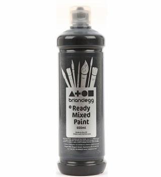 BC 600ml Ready Mix Black