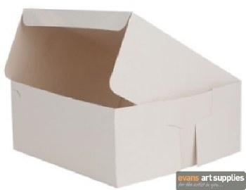 "Cake Box 10x10x4"""