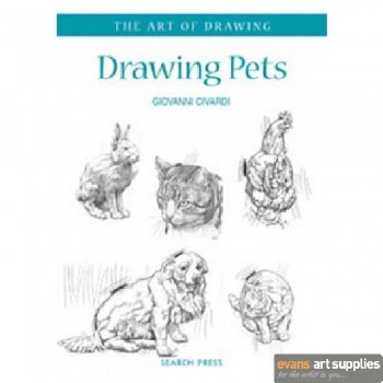 The Art of Drawing Pets
