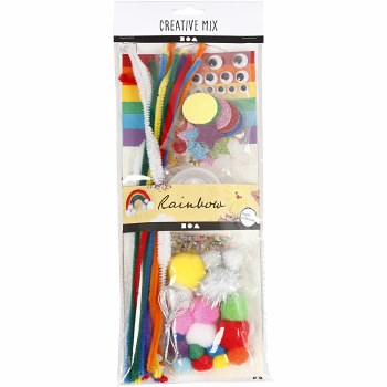 Crafting Assortment Rainbow