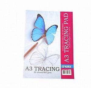 Create Tracing Pad A3