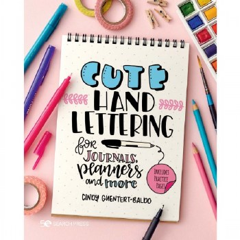 Cute Hand Lettering for Journals, Planners and More