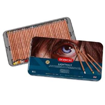 Derwent Lightfast Pencil set of 36