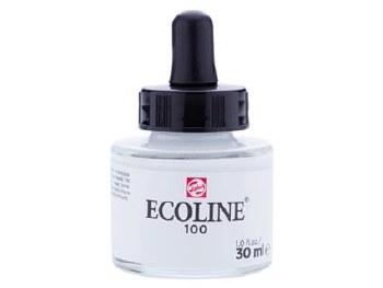 ECOLINE 30ML WHITE 100