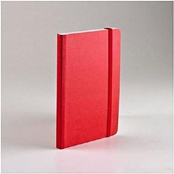 Fab EcoQua A6 Notebook Lampone