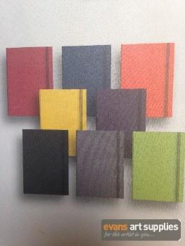 Fab EcoQua A6 Notebook Limone