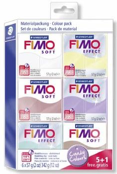 Fimo Candy Colour Set