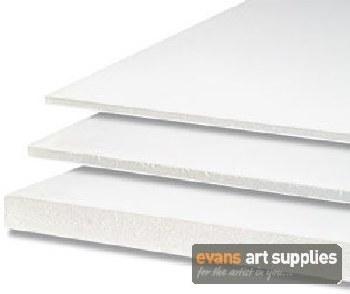 A1 Foamboard 10mm White (Min 3 Sheets)