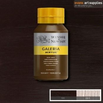 GALERIA 500ML BURNT UMBER