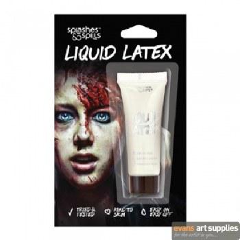 Liquid Latex for face & body